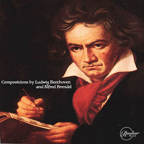 Compositions by Ludwig Beethoven and Alfred Brendel de Yehudi Menuhin