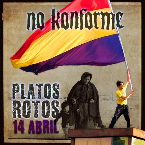 Platos Rotos von NOKONFORME