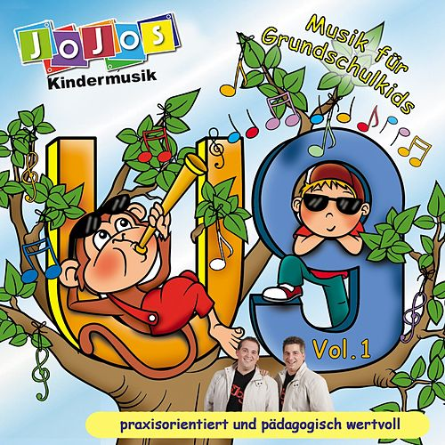 U9 Kinderlieder, Vol. 1 by JOJOS - Kindermusik