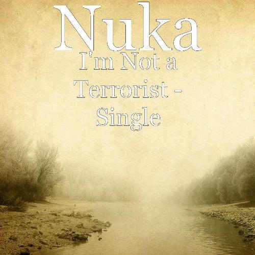 I'm Not a Terrorist - Single von Nuka