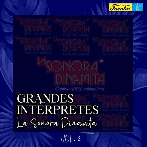 Grandes Intérpretes: la Sonora Dinamita (Vol. 2) de La Sonora Dinamita