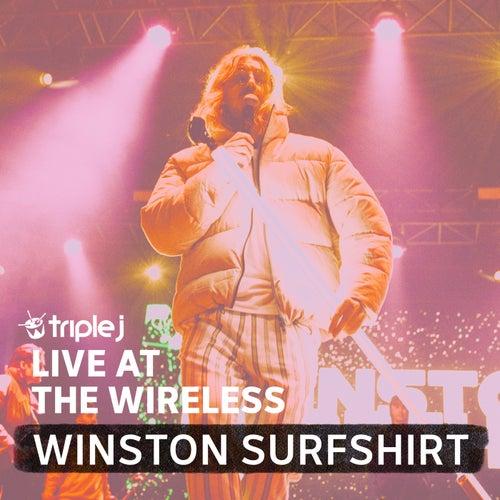 triple j Live At The Wireless - Splendour In The Grass 2019 de Winston Surfshirt