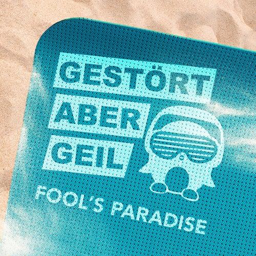Fool's Paradise (Radio Edit) von Gestört Aber GeiL