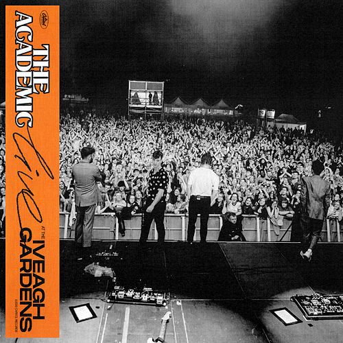 Live at the Iveagh Gardens by The Academic