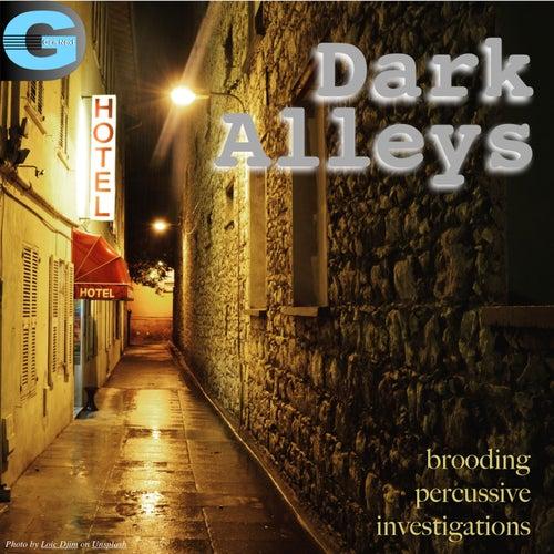 Dark Alleys, Vol. 1: Brooding Percussive Investigations de Dennis McCarthy