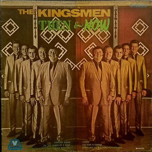 Then And Now by Kingsmen