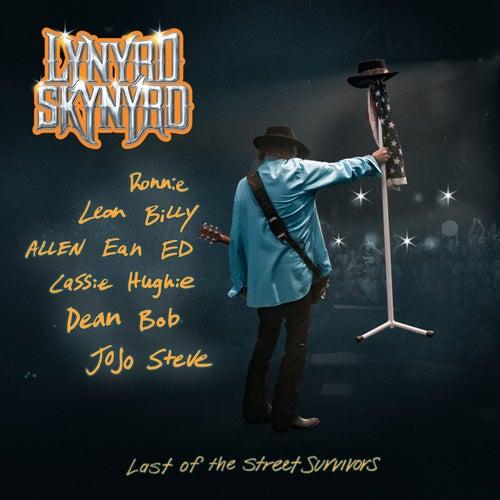 Last Of The Street Survivors de Lynyrd Skynyrd