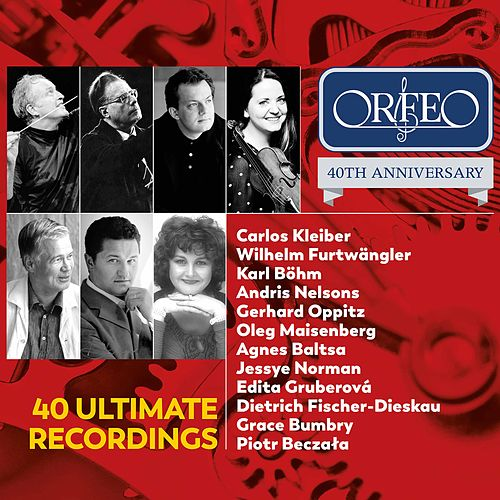 ORFEO 40th Anniversary Edition: 40 Ultimate Recordings von Various Artists