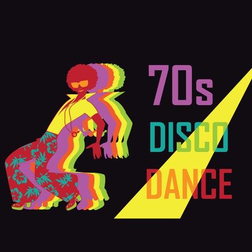 70s Disco Dance fra Various Artists