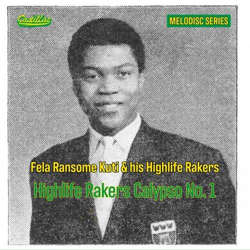 Highlife Rakers Calypso No. 1 von Fela Kuti