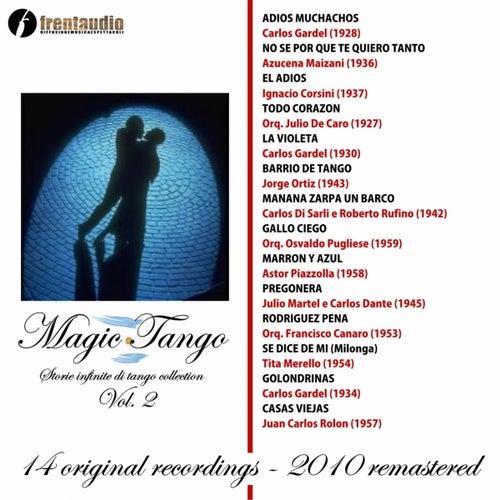 Magic Tango : Storie infinite di Tango, Vol. 2 de Various Artists