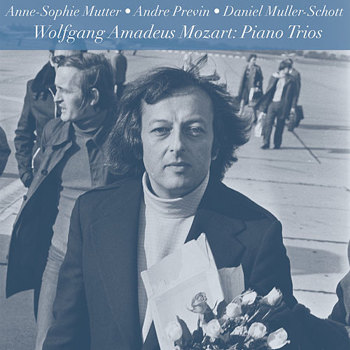 Wolfgang Amadeus Mozart: Piano Trios de Anne-Sophie Mutter