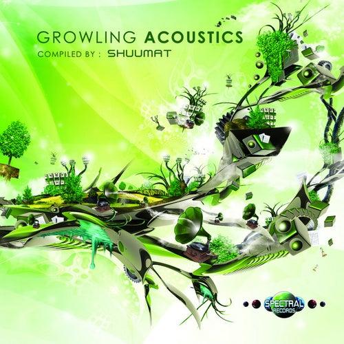Growling Acoustics de Various Artists