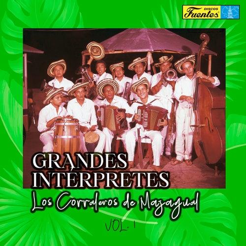 Grandes Intérpretes: los Corraleros de Majagual (Vol. 1) de Los Corraleros De Majagual