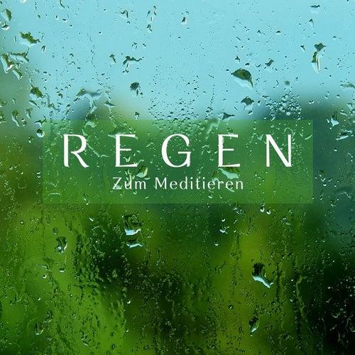 Regen zum Meditieren von Entspannungsmusik