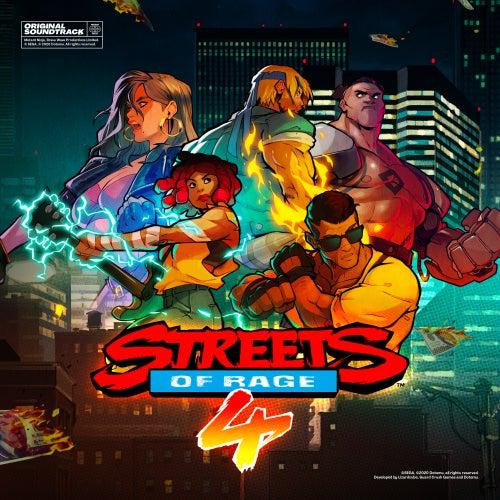 Streets of Rage 4 (Original Game Soundtrack) by Olivier Deriviere