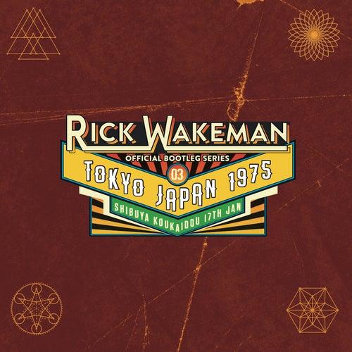 Tokyo Japan 1975 de Rick Wakeman