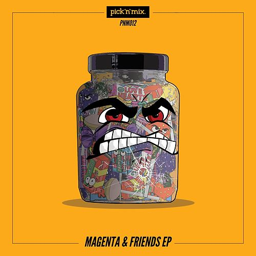 Magenta & Friends by Magenta