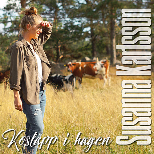 Kosläpp i hagen by Susanna Karlsson