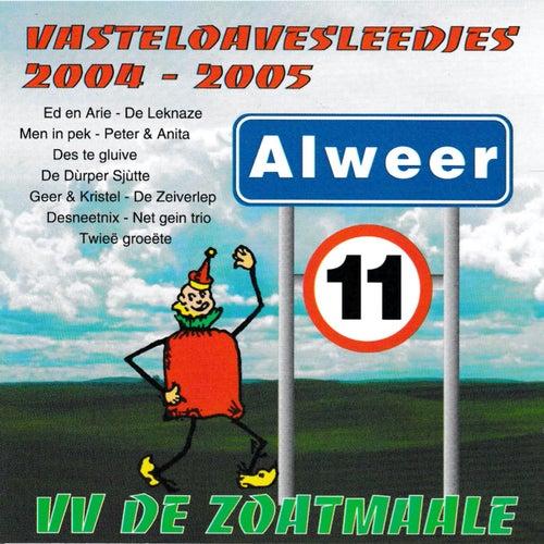 Zoatmaale 2005 Alweer 11 di Various Artists