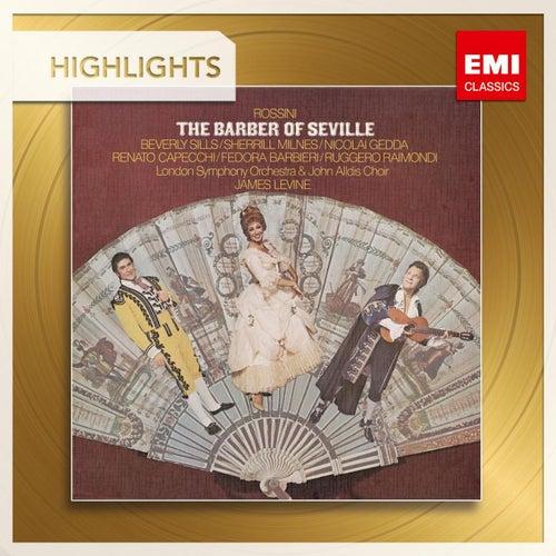 Rossini: Il Barbiere di Siviglia. by James Levine