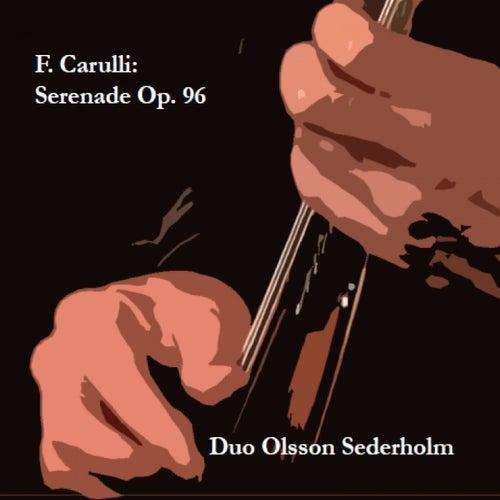 F. Carulli: Serenade, Op. 96 by Duo Olsson Sederholm