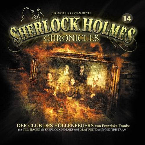 Folge 14: Der Club des Höllenfeuers von Sherlock Holmes Chronicles