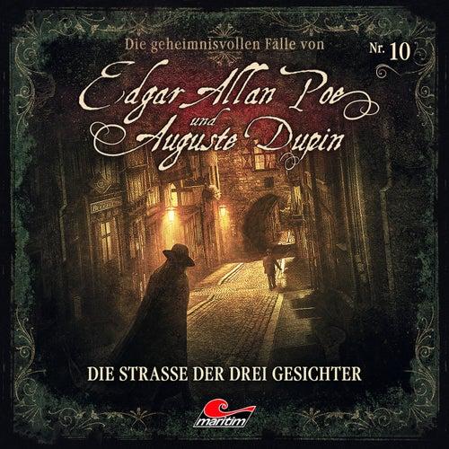 Folge 10: Die Straße der drei Gesichter von Edgar Allan Poe