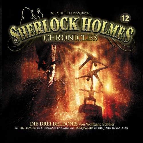 Folge 12: Die drei Beldonis von Sherlock Holmes Chronicles