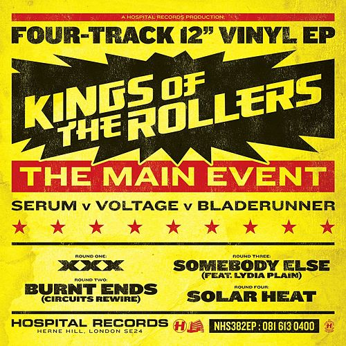 The Main Event de Kings Of The Rollers