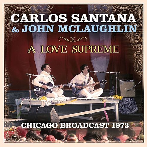 A Love Supreme by Santana