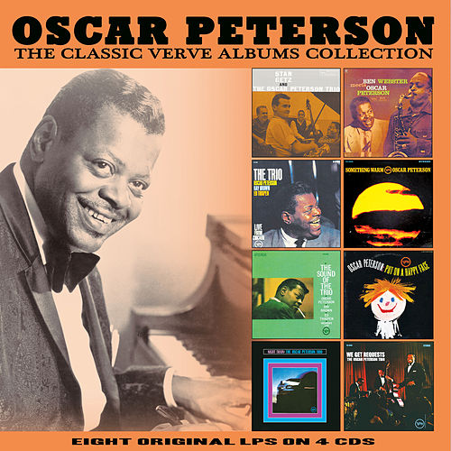 The Classic Verve Albums Collection von Oscar Peterson