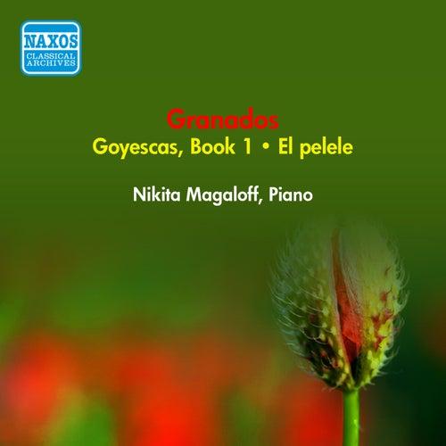 Granados, E.: Goyescas, Book 1 / El Pelele (Magaloff) (1952) de Nikita Magaloff