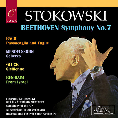 Beethoven: Symphony No. 7 in A Major, Op. 92 de Leopold Stokowski