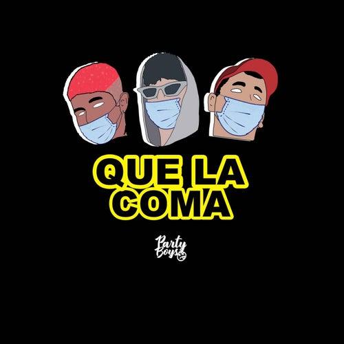 Que La Coma by The Party Boys