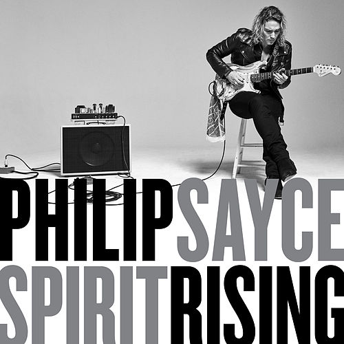 Spirit Rising by Philip Sayce