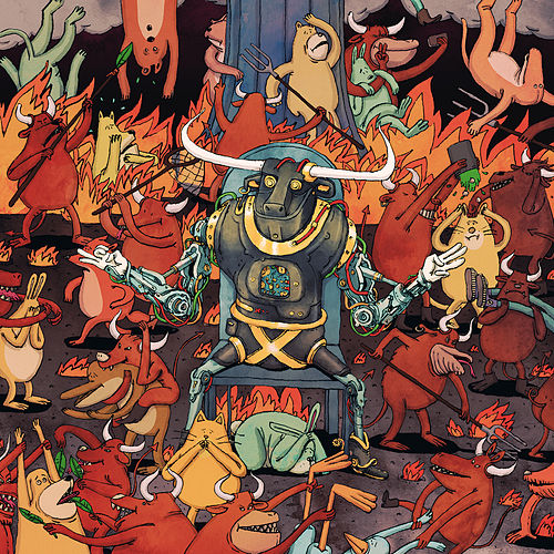 Afterburner by Dance Gavin Dance