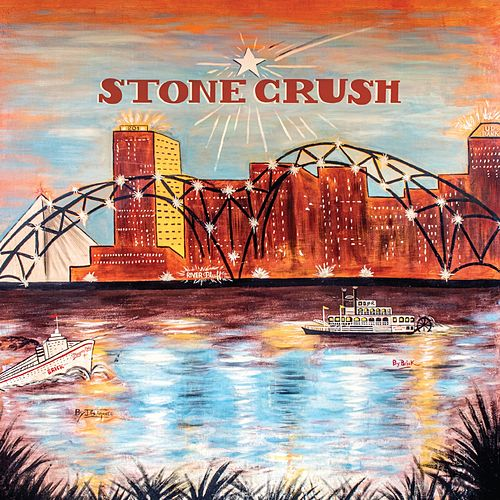 Stone Crush: Memphis Modern Soul 1977-1987 by O.T. Sykes, L.A., Tom Sanders, Frankie Alexander, Captain Fantastic