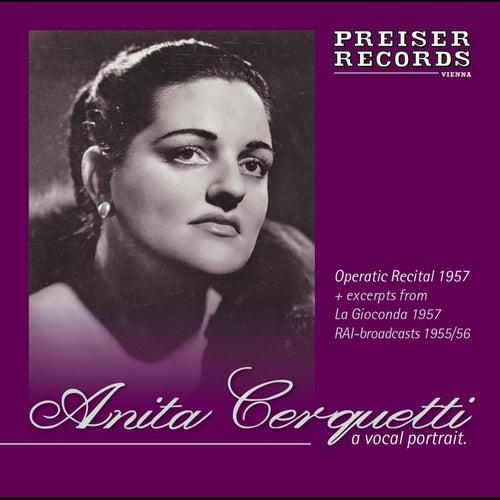 Anita Cerquetti - A vocal Portrait by Anita Cerquetti