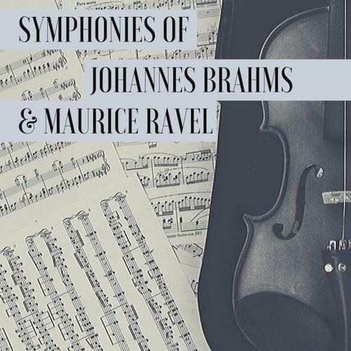 Symphonies of Johannes Brahms & Maurice Ravel de Chicago Symphony Orchestra