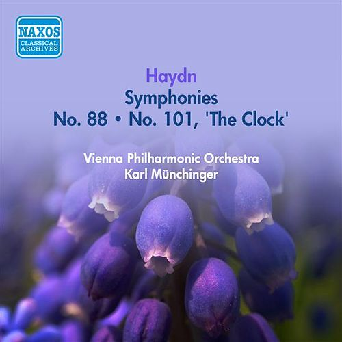 Haydn, J.: Symphonies Nos. 88 and 101,