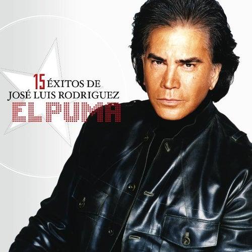 15 Exitos De Jose Luis Rodriguez by José Luís Rodríguez