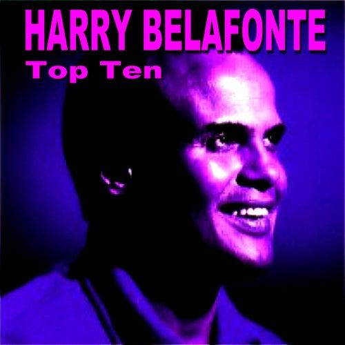Harry Belafonte Top Ten de Harry Belafonte