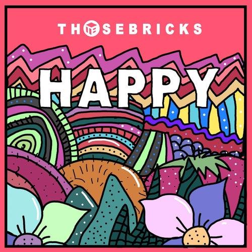 HAPPY by Thosebricks