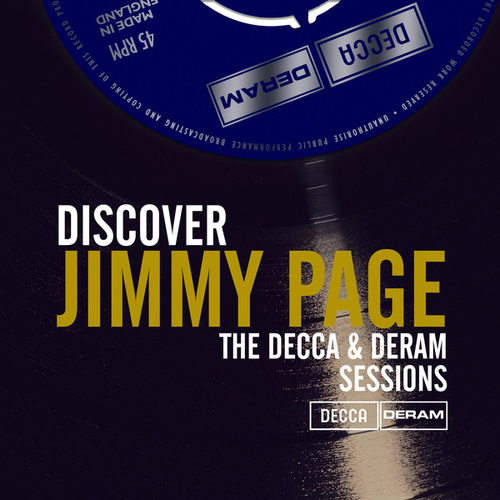 Discover Jimmy Page - The Decca & Deram Sessions by Various Artists