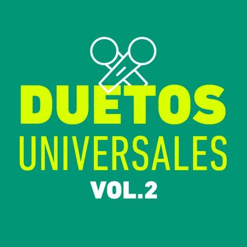 Duetos Universales Vol. 2 de Various Artists