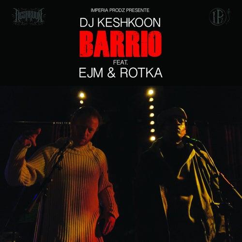 Barrio by DJ Keshkoon