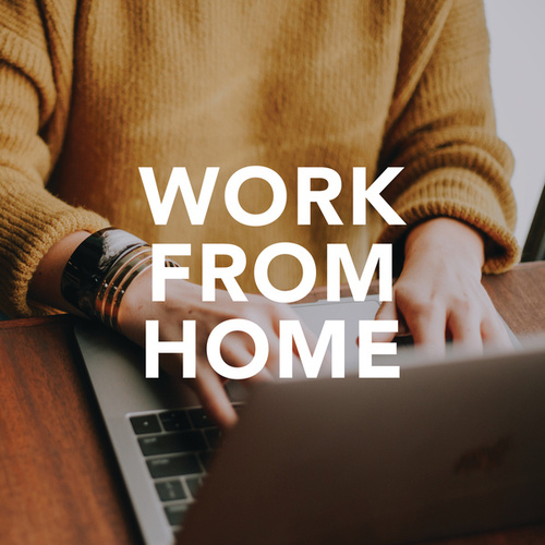 Work From Home by Various Artists