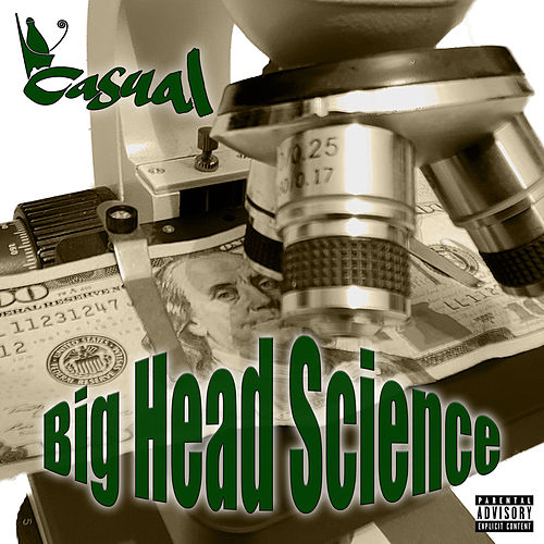 Big Head Science by Casual