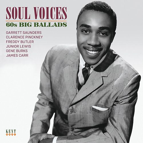 Soul Voices - 60s Big Ballads (Sampler) by Various Artists